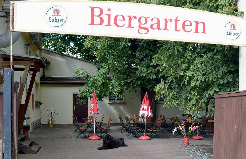 Kastanienhof Uckermark - Biergarten