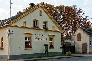 Gaststätte und Pension Kastanienhof in Flieth/Uckermark