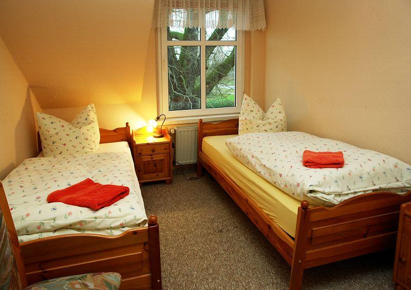 kleine Ferienwohnung - Schlafzimmer I