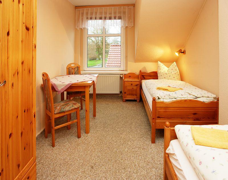 kleine Ferienwohnung - Schlafzimmer II
